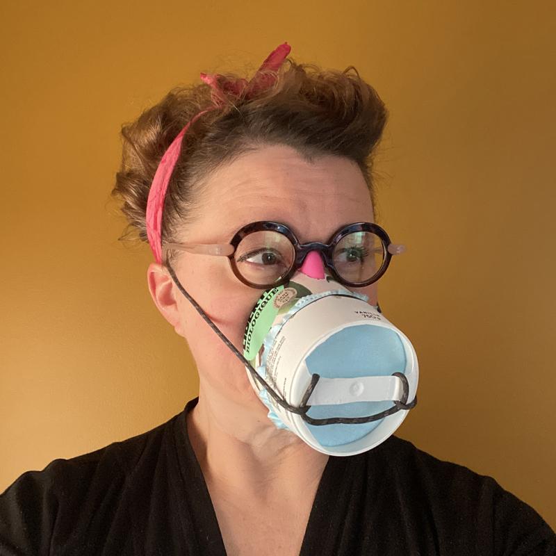 Do it yourself respirator